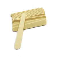 Wholesale Nails Polisher - 400pcs 63mm Nail Files Wood Nail File 180 Disposable Sanding Buffer Block Pedicure Uv Gel Polisher Manicure Pedicure Nail Tools