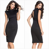 Wholesale Sexy Cocktail Dress Uniform - S M L Sexy backless dress, Club costumes, women clothing, cocktail dress , party uniform #XSY60882