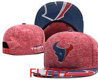 Wholesale Snapback Plastics - Wholesale Houston caps Embroidery Texans hats Snapback adjustable hats for men Women snapbacks sport fashion