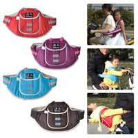 Wholesale Safety Security Harness - arness safety belt 1pc New Kid Safety Seat Belt Harness Adjustable for Motorcycle Car Electric Vehicle Max Load 30kg Children Security Pr...