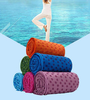 Wholesale hot pink blanket for sale - Group buy yoga fitness mat towels hot fitness towel mats mat for fitness yoga mat bags pilates yoga blankets high quality