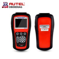 Outil De Service Epb Autel Pas Cher-Outil de service de freinage électrique Autel EBS301 Complete OBDII EOBD Coverage Diagnostic EPB SBC Caliper Lire Clear Trouble Codes