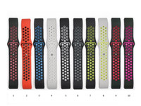 Wholesale Silicone Bracelet Sports Fitness - Colorful Band for Fitbit Charge 2 Sport Silicone Band Strap For Fitbit Charge 2 Bracelet Smart Wristbands Smart Accessories