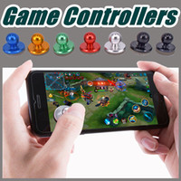 Wholesale phones game sale for sale - High Quality Mini Game Handle Controllers of Cheap Popular Hot Sale Hydraulic Joystick Control Toy for Mobile Phone Cellphone Games