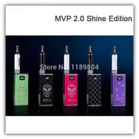 Wholesale E Cigarettes Diamond - Wholesale- 1pc 100% Original Innokin itaste MVP Shine Diamond E Cigs itaste MVP 2.0 Vs VTR SVD 134 iclear 16B e cigarette mvp 2.0 shine