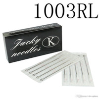 Wholesale Tattoo Needles Assorted Wholesale - Professional Tattoo Needles 3RL Disposable Assorted Sterile 3 Round Liner Needles For Tattoo Body Art 100Pcs lot Free Shipping