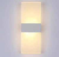 tira de led de baño al por mayor-Lámparas modernas de pared de dormitorio Abajur Applique Murale Lámparas de baño Inicio Iluminación Lámpara de pared Led Luminarias Luminaria Brillo