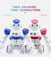 Wholesale Girls Singing - remote-control robot, kydwyane singing and dancing boys and girls electric interactive toys The best Christmas present for children