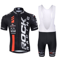 Wholesale Cycling Dry Rock - 2017 Hot Rock Racing Cycling Jerseys Sets Kit Maillot Roap Ciclismo Bike Clothes Clothing Sportwear Cortocircuitos Ropa Ciclismo