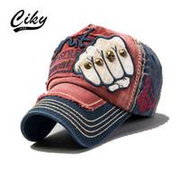 Wholesale Hats Jeans Caps - Wholesale- 2016 high quality New Fashion Cotton Baseball Cap for Men Women Spring Gorras Jeans Snapback hat Sport Outdoor Sun Hat B-138