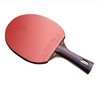 Wholesale Carbon Tennis Racquet - 2017 NEW Red and black carbon king Pimples In Table tennis racketsfinished product Table tennis racquet