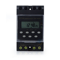Wholesale Program Timer Switch - NEW ZYT16G Timer Switch Timer Controller LCD display,1 channel automatic program   programmable timer switch 220V