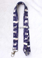 Wholesale M Lanyard - sell new charm Lanyard Mobile Phone ID Card KeyChain Holder M-41