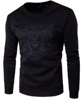 pullover 5xl männer großhandel-2018 persönliche Marke Sportswear Sportswear Jacke Sportswear Hoody Mens Winter Herrenpullover