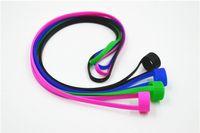 solo mod al por mayor-Acollador de silicona con anillas O Anillo de silicona anodina para e-cig mod Collar de silicona suave colorido para Ego One iJust 2 Mod