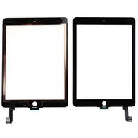 Wholesale tablets ipad2 for sale - Group buy Touch Screen Panel Digitizer For Ipad Air2 Tablet PC Screen Without Home Button Adhesive Repair Parts Black White