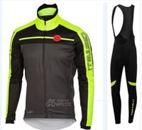 Wholesale Jersey Professional Suit - Winter hot wool professional riding jersey   riding suits   cycling clothes   bicycle suit
