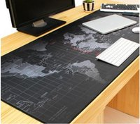 Wholesale World Mousepad Classic World Map Mouse Pad Classics Mouse Gaming Mouse Pad