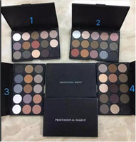 Wholesale Eye Make Up Palette - Good quality Lowest Best-Selling NEW professional make up 15 colors Eye Shadow palette 4pcs lot