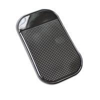 хорошие держатели для телефона оптовых-Анти-слип приборной панели автомобиля Sticky Pad номера коврик GPS держатель мобильного телефона черный цвет новое прибытие хорошее качество