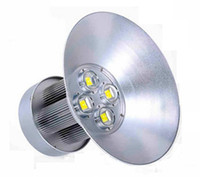 Wholesale Led Downlight Fittings - CE RoHS 100W 300W 400W led High Bay Light lamp LED industrial lighting bay fitting bridgelux 45mil led lights spot flood downlight 101010