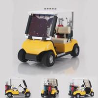c0de9d6d4c3 Despertador Criativo Mini Golf Carro Relógio Digital Relógio Eletrônico LED  Digital Wekker