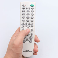 Wholesale Wholesale Universal Remotes For Tvs - Wholesale- 2017 New Portable Super Version Universal TV Remote Control Controller For TV Television wholesale Dropshipping