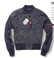 Wholesale Uniform Models - Free shipping new Army fans must men leisure windproof waterproof flight jacket autumn ground models uniforms M-XXL