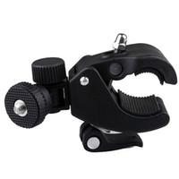 Wholesale camera mounts xiaomi for sale - Rotatable Bike Bicycle Handlebar Mount Holder Adapter Clip Bracket for Hero SJCAM SJ4000 Xiaomi Yi K H9 Sports Action Camera