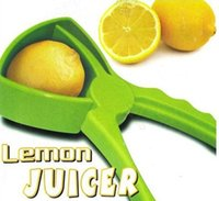 Extracteur de jus de fruit Squeezer Extracteur de jus de manuel Presse à base d'agrumes en plastique Tampon de citron Orange Outils de cuisine Hot Sell 2 9tf J R