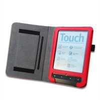 """Wholesale Pocketbook 623 Case - Wholesale- PU leather cover for PocketBook Touch basic touch lux 622 624 626 623 cover case 6"""" Reader"""