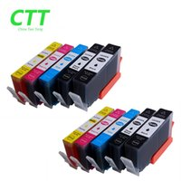 Cartucce d'inchiostro CTT 10PCS 564XL compatibile per HP564 HP 564 564XL stampante hp Photosmart 5510/5511/5512/5514/5515/5520/5522 / 5525/6510