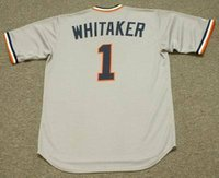 Wholesale Rusty Staub - Men's 1 LOU WHITAKER 10 RUSTY STAUB 13 LANCE PARRISH 16 TOM BROOKENS Throwback Jersey Stitched