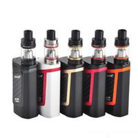 Wholesale Gold Advance - SMOK Alien 220W Kit E Cigarette Advanced Vaper Starter Kit 220Watt TC E Cig Kit dual 18650 Battery In Stock