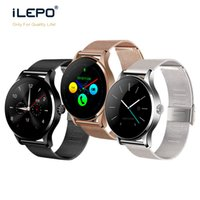 Haute qualité montre intelligente k88h avec Low power coût long temps de veille charge rapide bluetooth smartwatch riches fonctionnalités pour les téléphones intelligents hommes