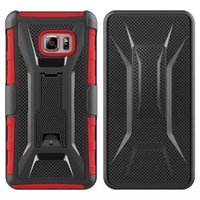 Wholesale Note Typing Case - For Samsung Galaxy Note 6 T-Type Clip Back Sleeve For Samsung Galaxy S7 Cell Phone Case Dirt Resistant Quakeproof
