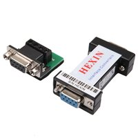 Wholesale Rs485 Data Cable - Wholesale RS232 to RS485 Passive Interface Converter Adapter Data Communication Serial