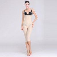 Wholesale Female Formula - Wholesale- Women Bodysuits Slimming Formula Gather Breast Care Waist Corsets High Elasticity Women Firm Underwear Female Body Sculpting