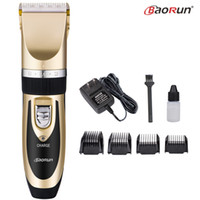Wholesale Haircut Beard Trimmer - tyling Tools Trimmers Professional Electric Hair Clipper Rechargeable Hair Trimmer Hair Cutting Machine To Haircut Beard Trimer For Men ...
