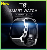 Smart Watches Posizionamento intelligente T8 MTK6261D Sistema Nucleo 1.54