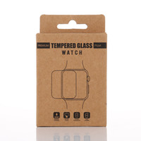 Wholesale plastic watchbands for sale - Group buy 300 Packaging for Watchband Case Custom Package for Tempered Glass Screen Protector Film with Plastic inner holder mm