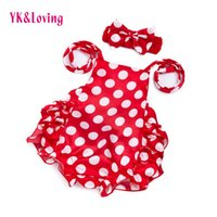 Wholesale Leopard Pink Bloomers - Satin Floral Bodysuit Baby Clothing Cool Baby Girls Kids Bloomer Infant Suit Clothes Set Leopard jumpsuit with Headband Summer Romper Suits