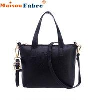 Wholesale Ladies Fashion Handbags Wholesale - Wholesale- Maison Fabre Women Fashion Handbag Shoulder Bag Large Tote Ladies Purse S30