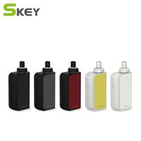 Wholesale Evic Batteries - Joyetech eGo Aio Box Kit 2ml Atomizer 2100mAh Battery Mod All-in-one Style With BF SS316-0.6ohm E Cig Starter Kit Joytech eVic AIO