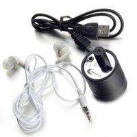 Wholesale Door Spy - Hot Sale Mini Wall Door Microphone Voice Ear Listen Through Device Highly Sensitive Hidden Spy Bug
