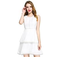 soylu nakış toptan satış-2017 yaz en kaliteli lüks marka zarif klasik noble retro seksi dantel nakış ünlü parti ziyafet elbise