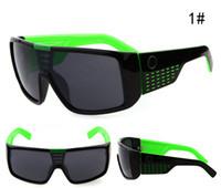 Wholesale Big Domo - Men's Sunglasses Brand Designer Oculos de Sol Big Frame Face Domo Men Sports Coating Eyewear Gafas De Sol Masculino B2030