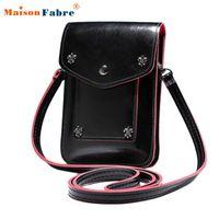 Wholesale Wholesale Beautiful Handbag - Wholesale-Attractive 2016 HOT !!! 10 Colors Women Special Design Mini Shoulder Messenger Beautiful Bag Handbag Free Shipping J6