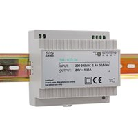 Wholesale Power Supply Din - AC 230V to DC 100W 24V 4.15Amp Din-Rail Switching Power Supply Transformer Unit for Industrial and Residential Applications CE RoHS approved