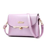 Wholesale Designer Womens Chain Purse - Famose Brand Womens Bag Scrub Shoulder Bag Women's Handbags Leather Purse Satchel Messenger Bags Clutch Designer Bags Hot Sale